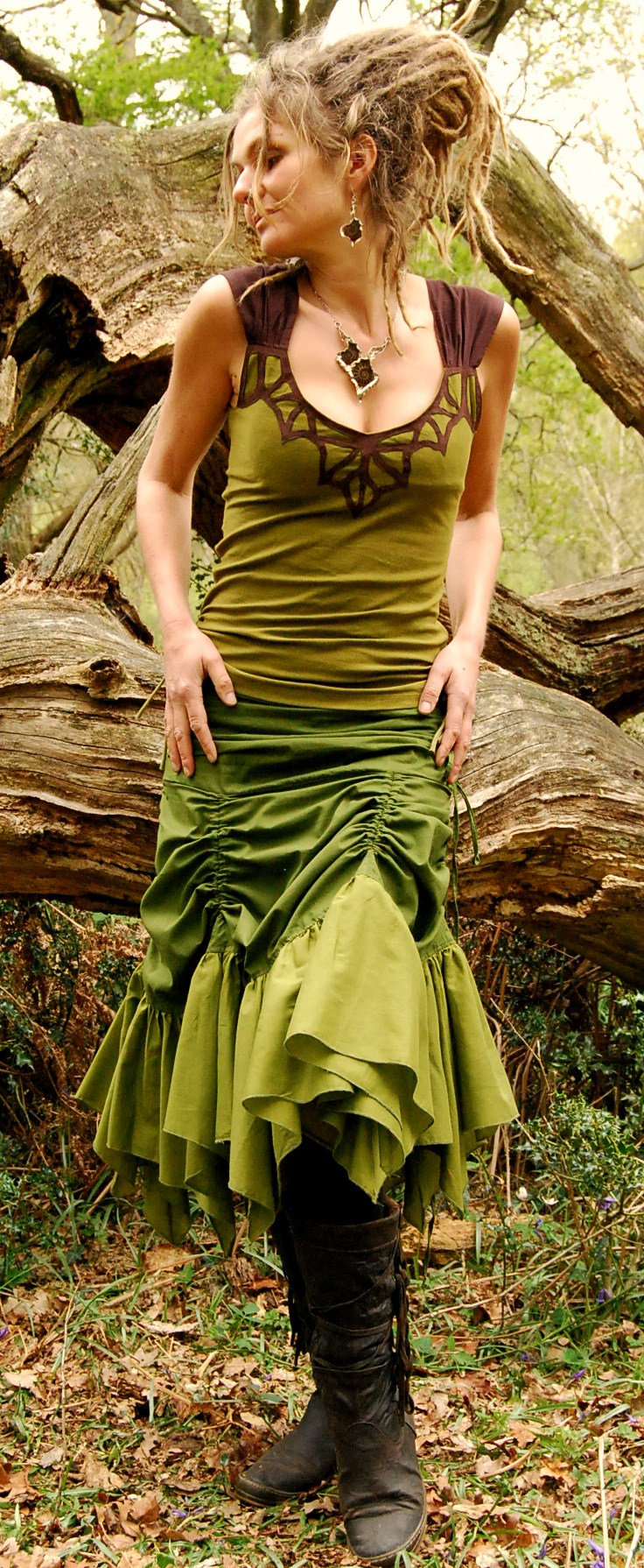 Gaia Skirt Devi Clothing